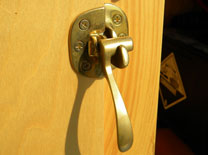 Teardrop Fridge Door Handle