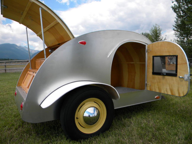 Teardrop Fix-It-Shop | Teardrop Trailer Parts & Kits | Victor, Montana
